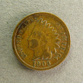 USA - 1 cents 1903