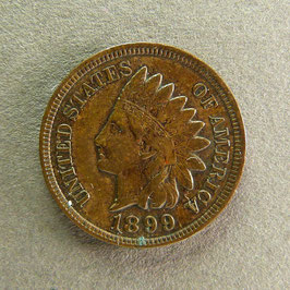 USA - 1 cents 1899