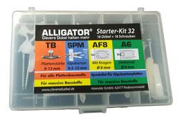 Alligator Starter-Kit