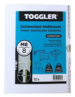 Hohlraumanker M8-10