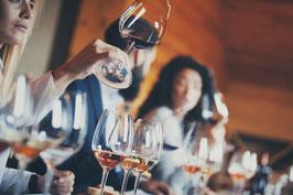 ENTRADA Wohnzimmer-Weinprobe virtuell
