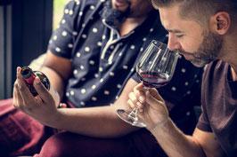 DEMO - VERSION Wohnzimmer-Weinprobe virtuell