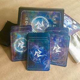 MoonSisters Sacred Circle-kaarten