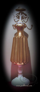 Schmuck Torso Mary Poppins Style Gold