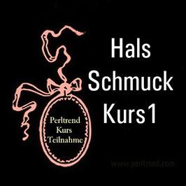 Hals Schmuck Kurs 1