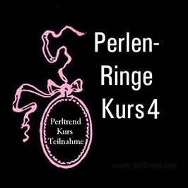 Perlen Ringe Kurs 4
