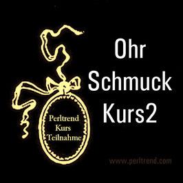 Ohr Schmuck Kurs 2