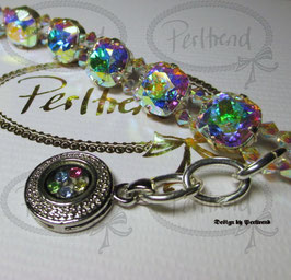 Armkette Rainbow Crystals
