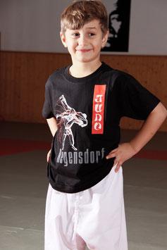 Shirt der Judoschule