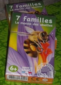 7 Familles Le monde des Abeilles - Editions Betula