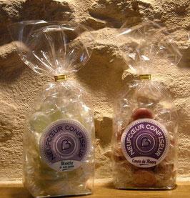 Bonbons fondants en sachet de 150g