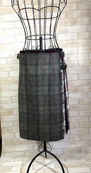 オニールオブダブリン キルトスカート T12461(LYBEGRY)