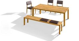 Loft Auszug-Tisch