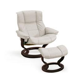Stressless Sessel mit Hocker, Grösse L
