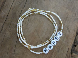 Personnalisez votre bracelet 1 tour / Pulseira para personnalizar 1 volta