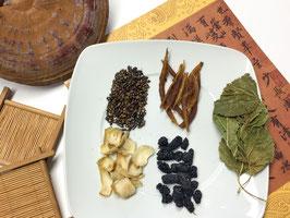 "滋阴减肥茶  ||  Teemischung ""Zi Yin Jian Fei Cha"""