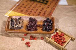 杜仲茱萸茶  ||  Teemischung Du Zhong Zhu Yu Cha