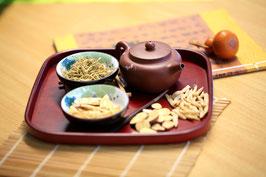 "银麦甘桔茶  ||  Teemischung ""Yin Mai Gan Jie Cha"""
