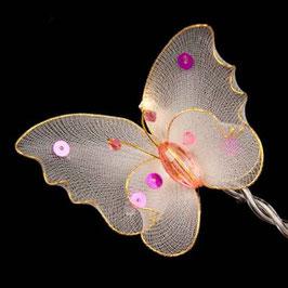Schmetterlinge (weiss)