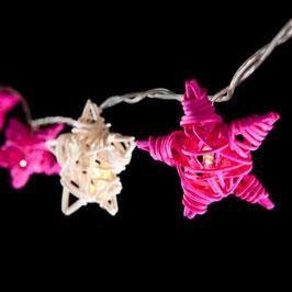 Weidensterne (pink)