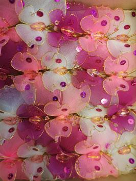 Schmetterlinge (pink)