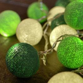 Leuchtkugeln (grün)