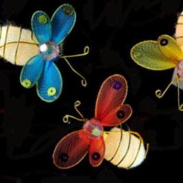 Glühwürmchen (farbig)
