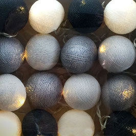 Leuchtkugeln (Marmor-30)
