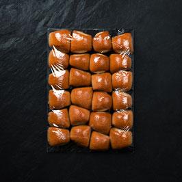 Dreieck-Biberli in Schachtel à 24 Stück