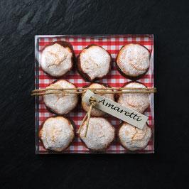 Amaretti mit Cappuccino Ganache 9 Stück