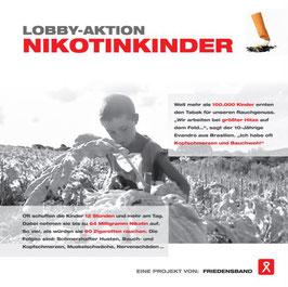 Flyer zur Lobby-Aktion