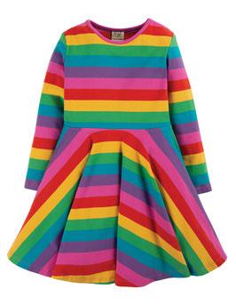 """jerseykleidkleid """"rainbow"""" von frugi"""