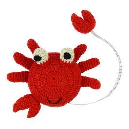 """Maßband """"Crab"""" gehäkelt - 150 cm"""