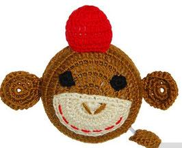 """Maßband """"monkey"""" gehäkelt - 150 cm"""