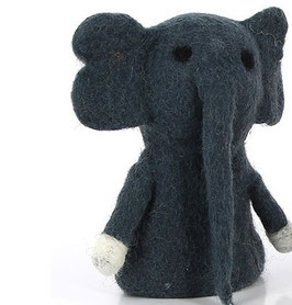 "Deko & Eierwärmer ""Elephant"" aus Filz"
