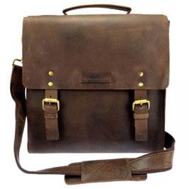 Office Bag - Farbe Schwarzbraun