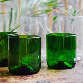3 x Trinkglas °Chako° - Grün