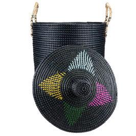 NEU: Wäschekorb °Magique° aus Seegras mit Tragegriffen - 2 Größen