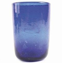 "Set Longdrink-Glas ""Capri"" - Ultramarin"