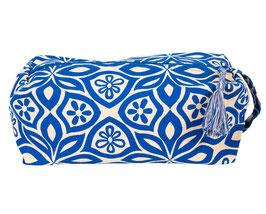Kosmetiktasche °Isfahan° - Blau