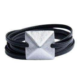 Unisex Arm Wrap °Rock n´Roll° - Schwarz
