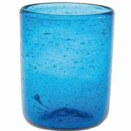 "4 Wasser-Gläser ""Ischia"" - Türkis"