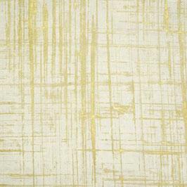 Geschenkpapier °Brush° - Creme-Weiß / Gold