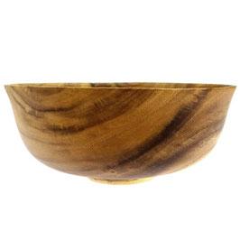 Feine Holzschüssel °Zen° - 22 cm