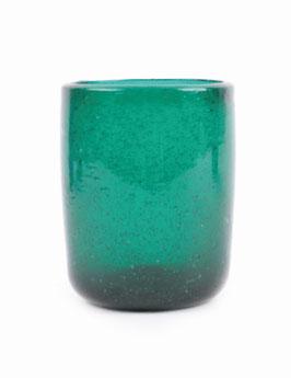 """Set Wasserglas """"Sardinien"""" - Smaragd"""