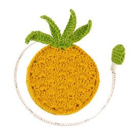 """Maßband """"Pineapple"""" gehäkelt - 150 cm"""