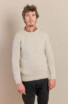 Pull col rond Mohair
