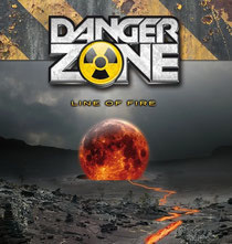 "CD Danger Zone ""Line Of Fire"" Limited Edition"