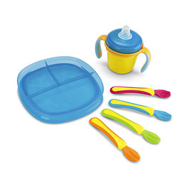 Fisher Price Kit Mi Primera Comida