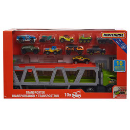Matchbox Transportador